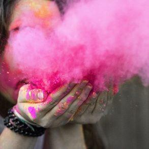 pink cloud, CC0 Jakob, pexels