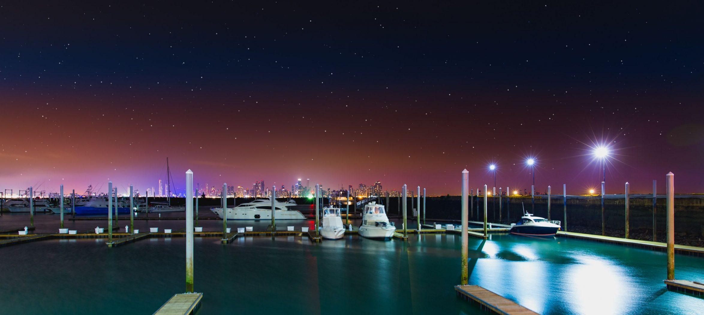 Panama Hafen