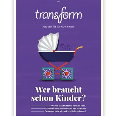 transform Ausgabe 4 Kinder